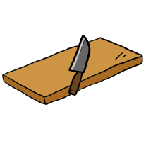 まな板・包丁・ナイフ
