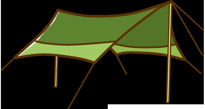 ヘキサタープ