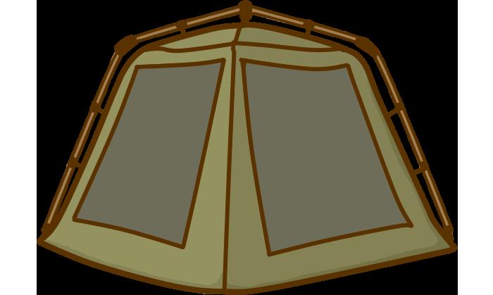 スクリーンタープ