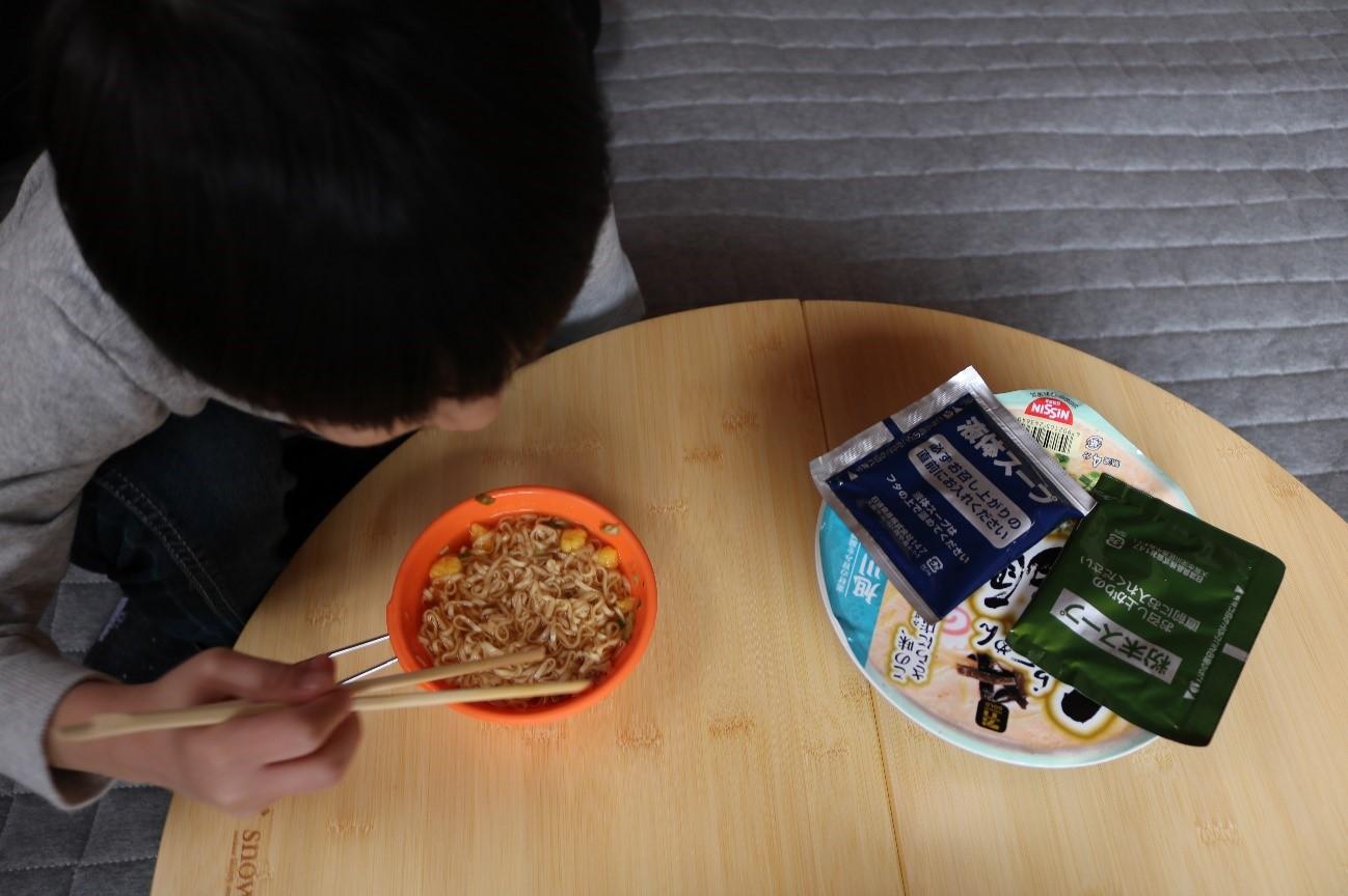 138-002-07 お昼を食べる