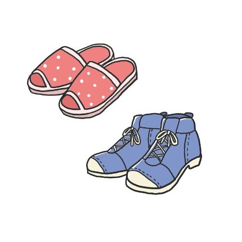 靴・スリッパ