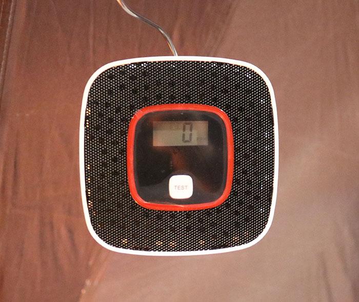 一酸化炭素検知器