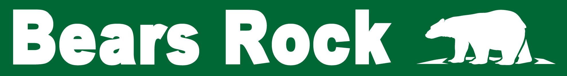 ベアーズロックのロゴ